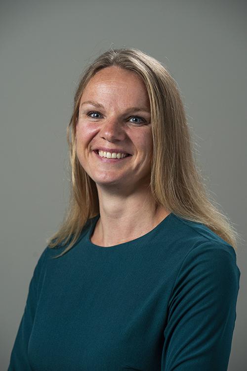 Ingrid Doornbos, Vice-voorzitter AVS